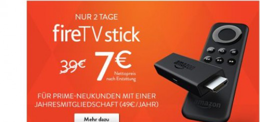 Amazon Fire TV Stick Angebot